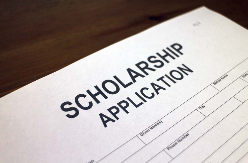 2018 Scholarship Application